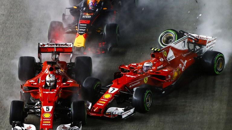 Trước thềm Singapore GP: Cờ đã đến tay Ferrari? - Ảnh 3.