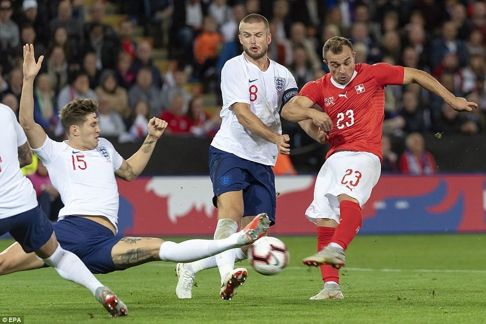 Rashford lại bùng nổ và Top 5 điểm nhấn đặc biệt khi Anh đánh bại Thụy Sĩ - Ảnh 3.
