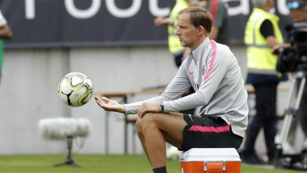 Tuchel tiết lộ nội tình PSG: Man City, Liverpool và Barca mừng thầm - Ảnh 3.