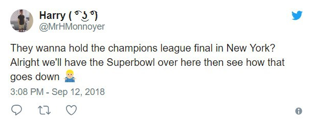 Chung kết Champions League đá tại Mỹ: CĐV châu Âu nổi điên, CĐV Việt Nam phấn khởi - Ảnh 3.