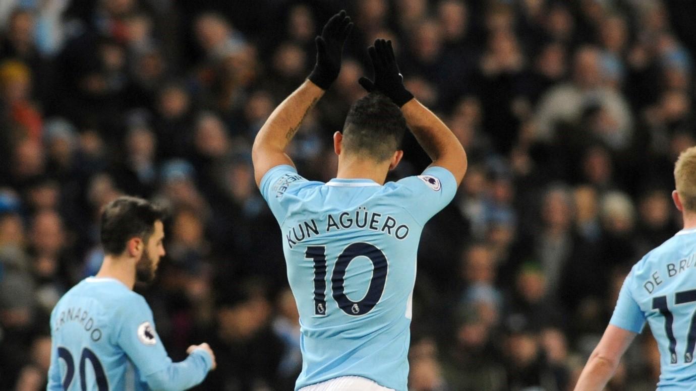 Kane, Mbappe sẽ thay thế Aguero tại Man City? - Ảnh 1.