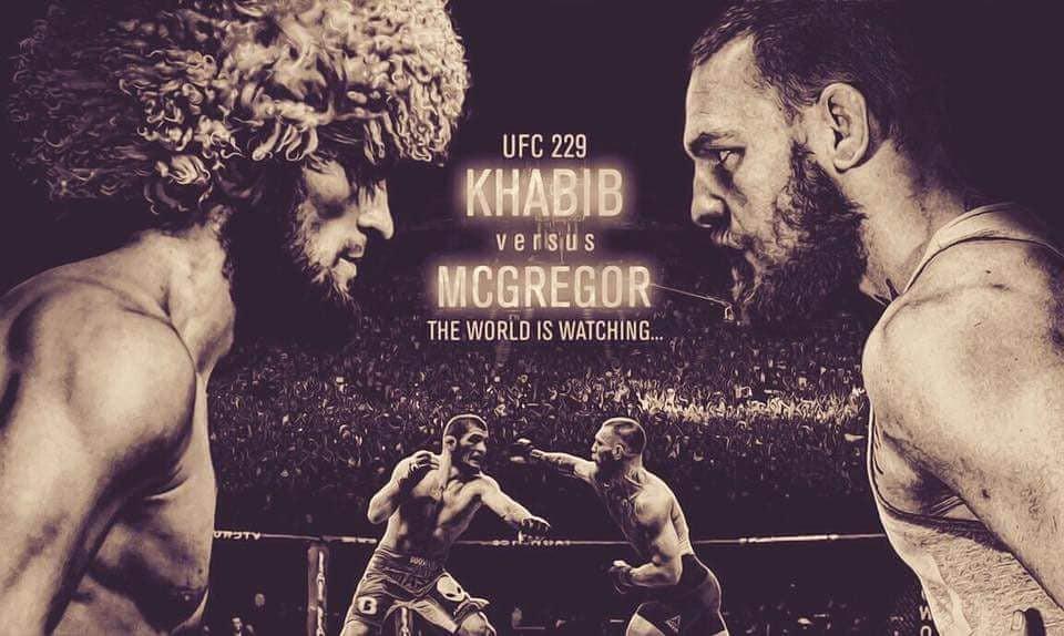 Cain Velasquez và Luke Rockhold giúp Khabib chuẩn bị trận đấu với Conor - Ảnh 2.