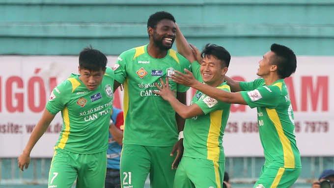 Lịch thi đấu và trực tiếp vòng 22 V.League 2018 - Ảnh 1.