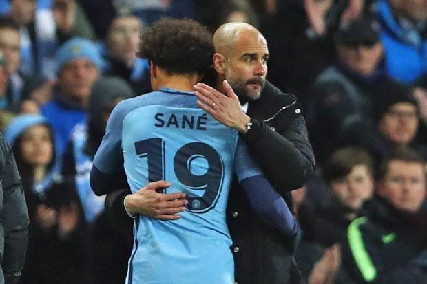 Leroy Sane bất ngờ gửi thông điệp đầy ẩn ý tới Guardiola trước trận gặp Fulham. - Ảnh 2.