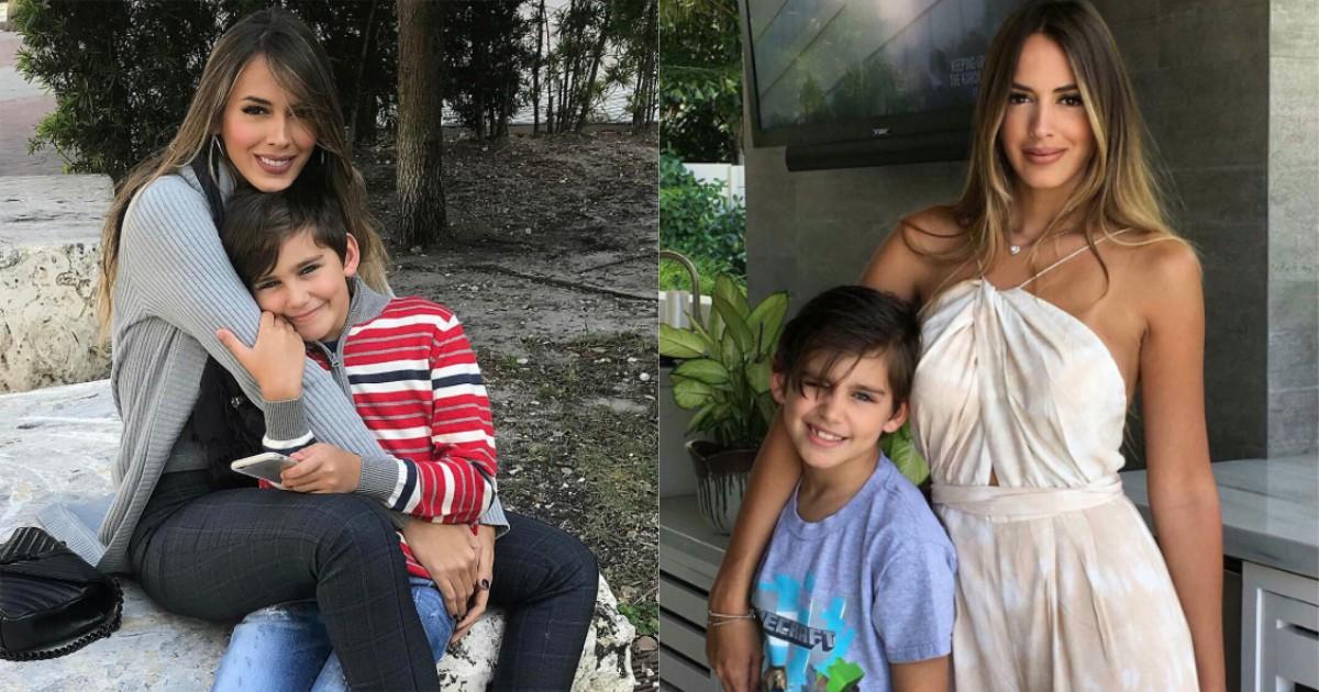 Gái 2 đời chồng, 1 con vẫn đẹp hút hồn khiến phi công James Rodriguez loạng choạng - Ảnh 19.