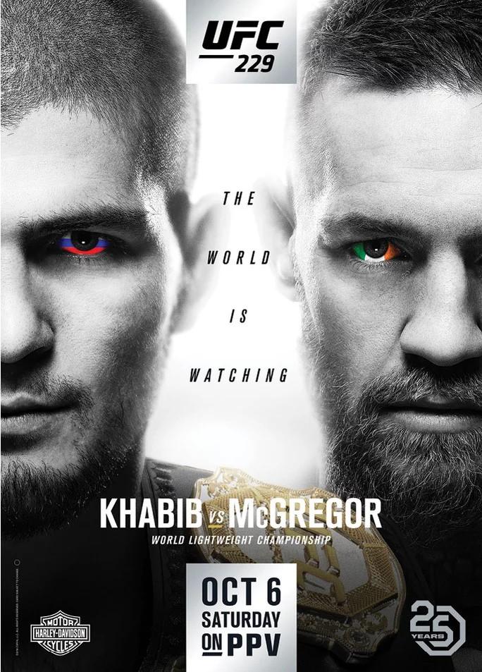 Conor McGregor và Khabib Nurmagomedov sẽ đối mặt trực diện tại họp báo UFC 229 - Ảnh 4.