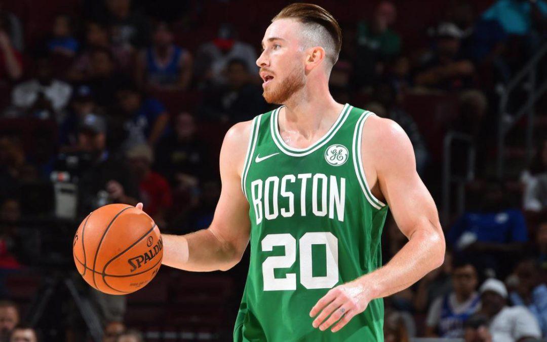 Gordon Hayward đã hồi phục gần 100%, sẵn sàng ra sân trận mở màn NBA với Kyrie Irving và Boston Celtics - Ảnh 1.