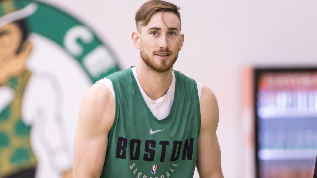 Gordon Hayward đã hồi phục gần 100%, sẵn sàng ra sân trận mở màn NBA với Kyrie Irving và Boston Celtics - Ảnh 2.
