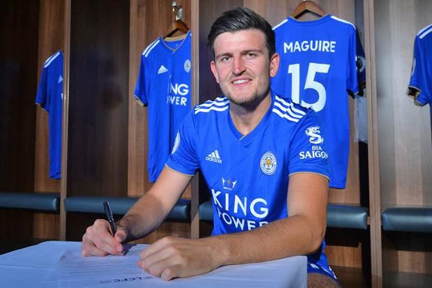 Điều khoản đặc biệt trong hợp đồng Harry Maguire khiến Man Utd phá kỷ lục chuyển nhượng? - Ảnh 3.