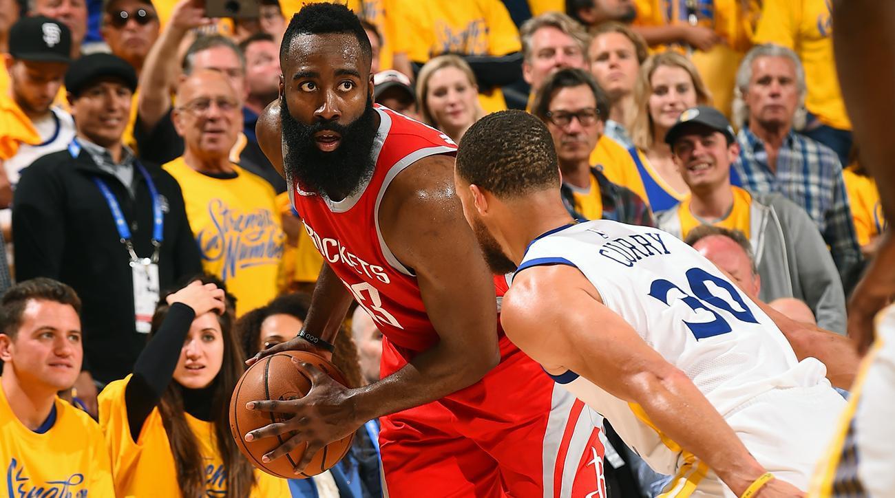 Quẩy tung NBA mùa trước, nhưng MVP James Harden chỉ xếp thứ 4 trong Top 100 cầu thủ xuất sắc nhất giải - Ảnh 1.