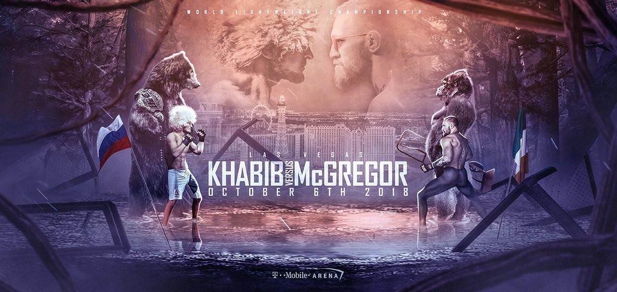 Conor McGregor và Khabib Nurmagomedov sẽ đối mặt trực diện tại họp báo UFC 229 - Ảnh 2.