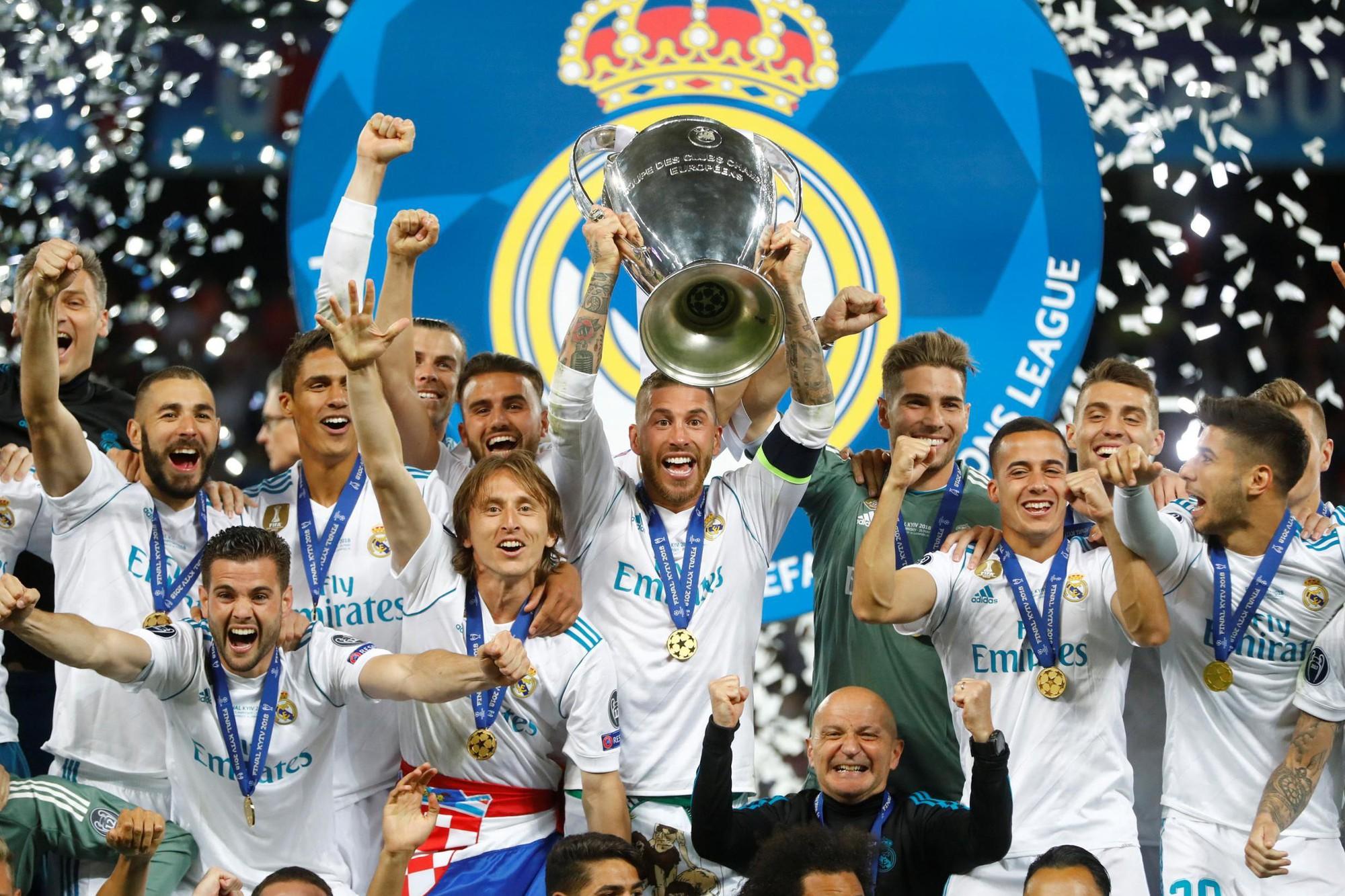 Kỷ lục đợi Real Madrid san phẳng và những thống kê thú vị trận gặp AS Roma - Ảnh 2.