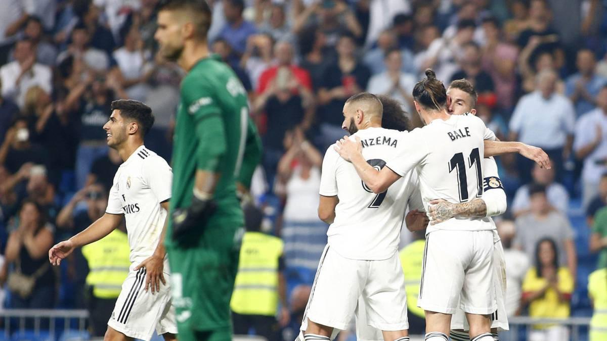 Benzema - Bale lập thành tích khó tin và 5 thống kê không thể bỏ qua khi Real đè bẹp Leganes - Ảnh 6.