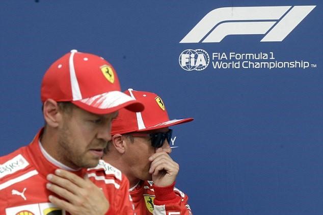 Ferrari chuẩn bị chia tay Raikkonen, công bố tay đua thay thế - Ảnh 4.