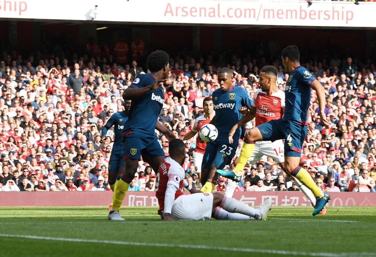 Thống kê khó tin chỉ Lacazette phải đá chính nếu Arsenal muốn chiến thắng - Ảnh 6.