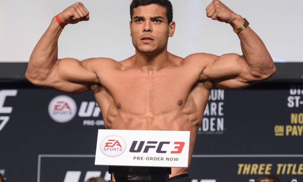 Paulo Costa bật mí công thức đòi UFC tăng lương - Ảnh 2.