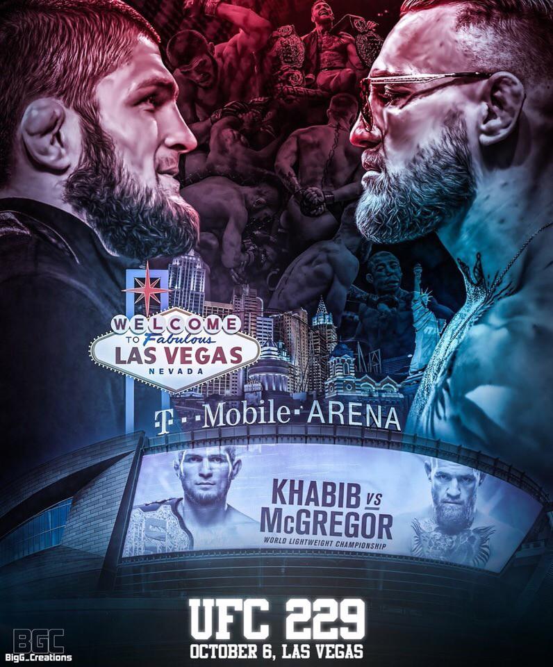 Dana White tự tin UFC 229 sẽ phá cực sâu kỷ lục xem trực tiếp trên truyền hình - Ảnh 1.
