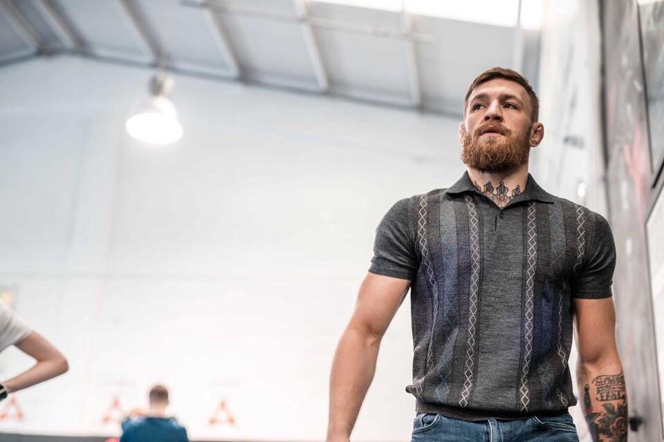 Conor McGregor có phải là kẻ ăn bám bạn gái trước khi trở thành võ sĩ triệu đô? - Ảnh 7.