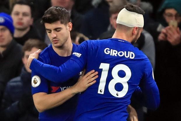Số liệu thống kê cho thấy Alvaro Morata đang lạc lối ở Chelsea như thế nào - Ảnh 6.