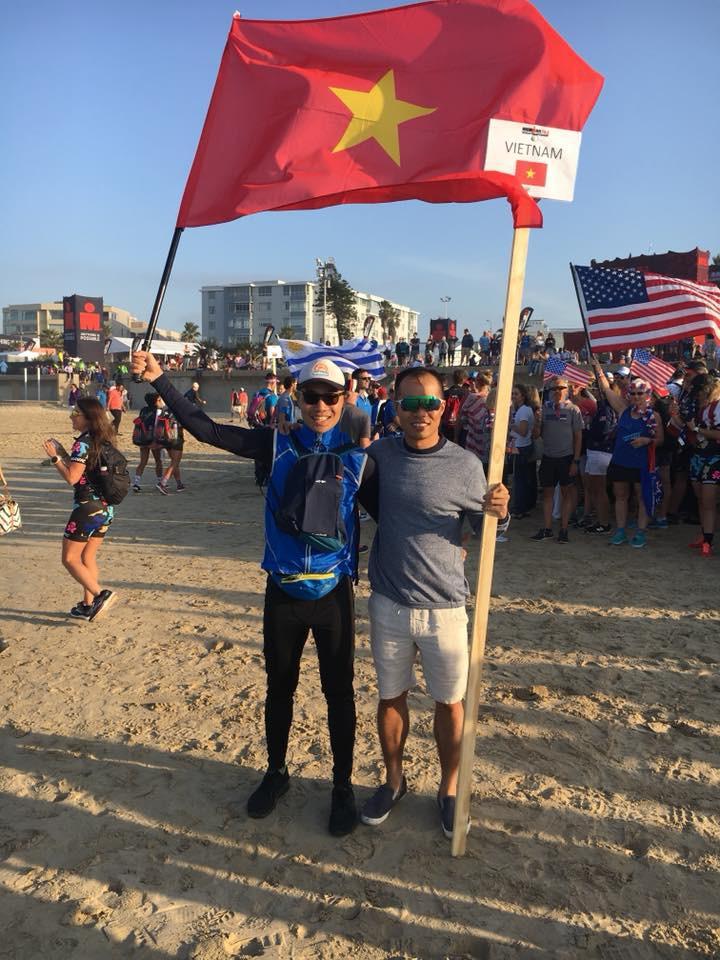 Ironman 70.3 World Championship: Jan Frodeno đánh bại 2 siêu sao Olympic - Ảnh 12.