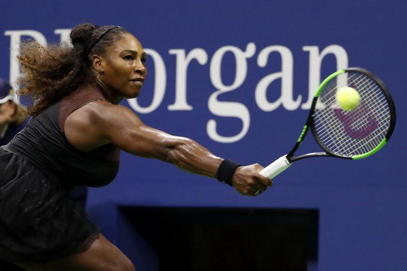 Vòng 4 US Open: Serena Williams mạnh mẽ đi tiếp, người đẹp Svitolina dừng bước - Ảnh 1.