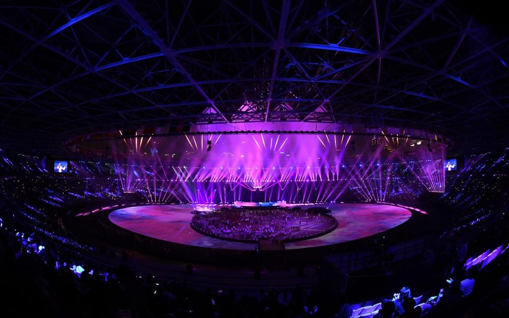 Ngôi sao K-Pop khuấy động lễ bế mạc ASIAD 2018 - Ảnh 3.