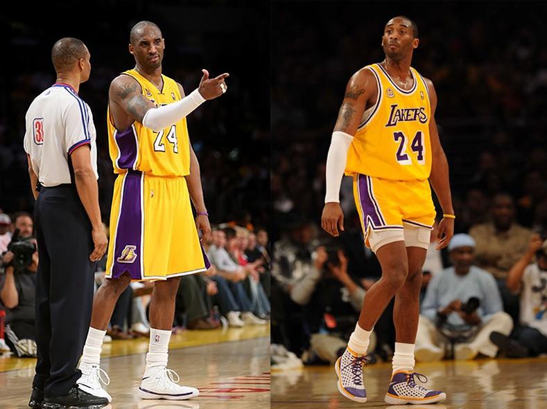 Gợi nhớ về Los Angeles Lakers và thảm hoạ thời trang mang tên quần siêu ngắn - Ảnh 4.