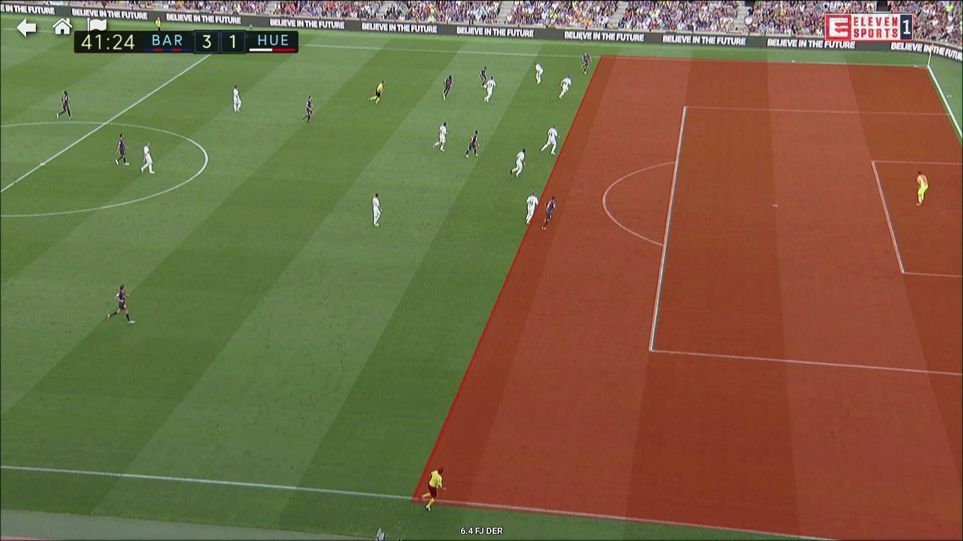 Messi, Suarez và top 5 điểm nhấn ấn tượng trong chiến thắng hủy diệt 8-2 của Barcelona trước Huesca - Ảnh 5.