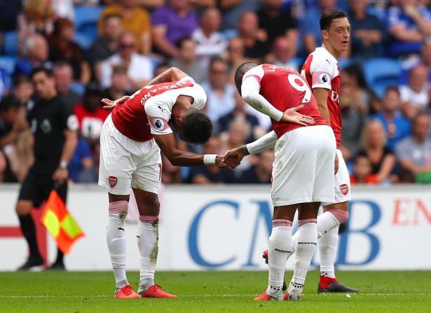 Thống kê ấn tượng của Pháo hai nòng Aubameyang - Lacazette sẽ giúp Arsenal trở lại Top 4? - Ảnh 5.