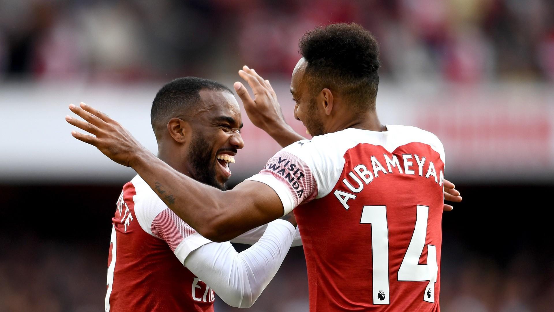 Thống kê ấn tượng của Pháo hai nòng Aubameyang - Lacazette sẽ giúp Arsenal trở lại Top 4? - Ảnh 3.