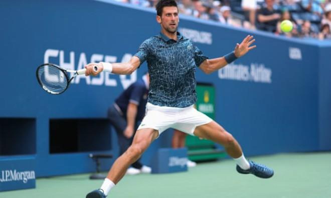 Vòng 4 US Open: Djokovic nhẹ nhàng vượt ải Joao Sousa - Ảnh 1.