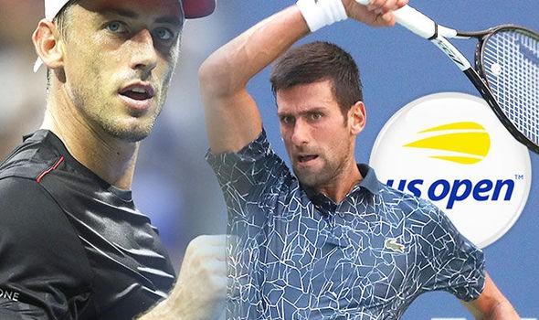 Tứ kết US Open: Đè bẹp Millman, Djokovic thị uy trước màn so tài Nishikori - Ảnh 1.