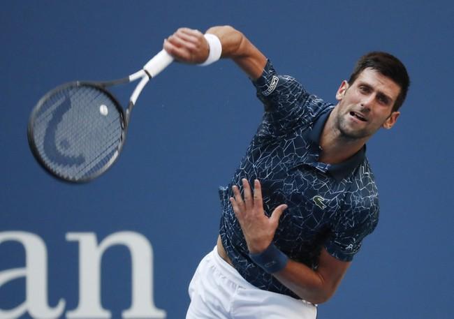 Tứ kết US Open: Đè bẹp Millman, Djokovic thị uy trước màn so tài Nishikori - Ảnh 2.