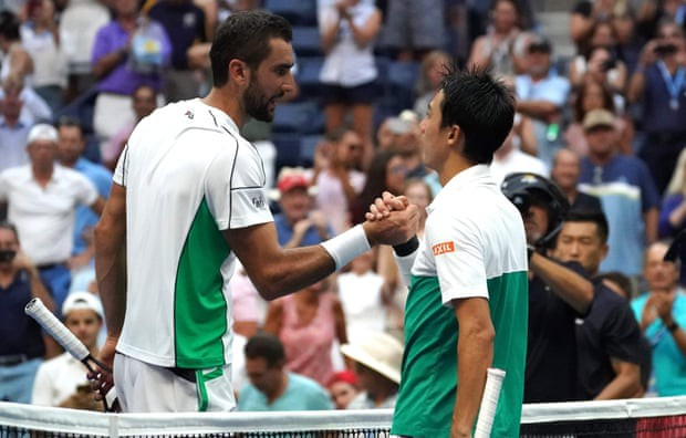 Tứ kết US Open: Các tay vợt Nhật Bản thăng hoa khó tin - Ảnh 6.