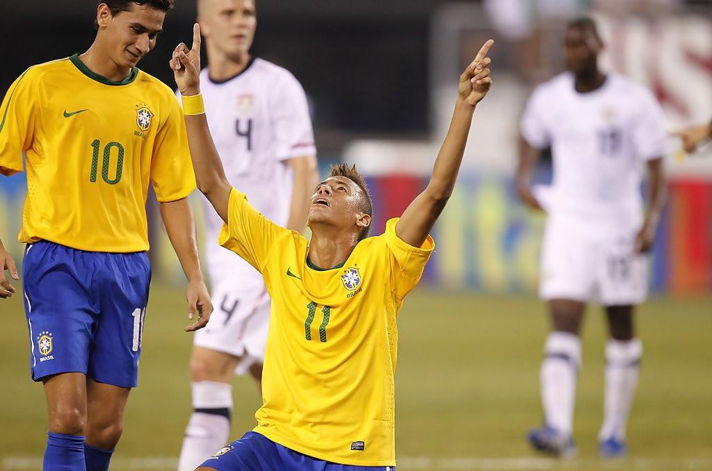 Neymar sút tung lưới Mỹ giúp Brazil lần thứ 3 ăn mừng chiến thắng hậu World Cup?  - Ảnh 6.