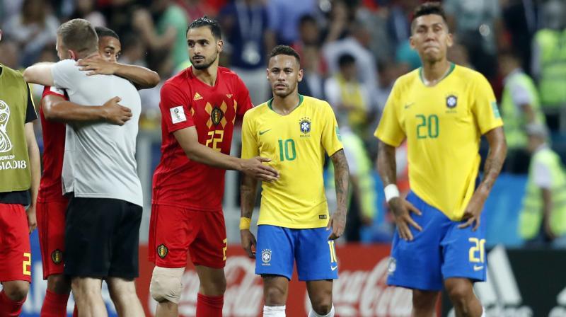 Neymar sút tung lưới Mỹ giúp Brazil lần thứ 3 ăn mừng chiến thắng hậu World Cup?  - Ảnh 1.