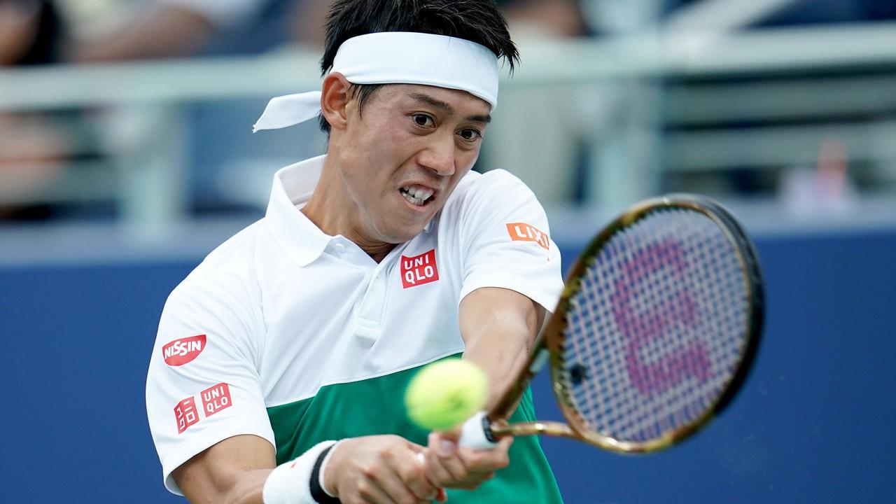 Tứ kết US Open: Các tay vợt Nhật Bản thăng hoa khó tin - Ảnh 1.