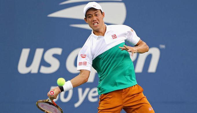 Tứ kết US Open: Các tay vợt Nhật Bản thăng hoa khó tin - Ảnh 3.
