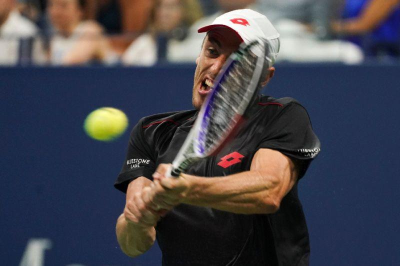 Tứ kết US Open: Đè bẹp Millman, Djokovic thị uy trước màn so tài Nishikori - Ảnh 3.