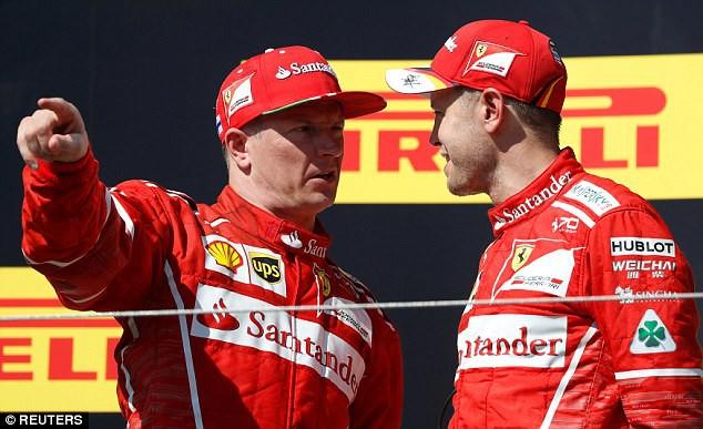 Ferrari chuẩn bị chia tay Raikkonen, công bố tay đua thay thế - Ảnh 1.