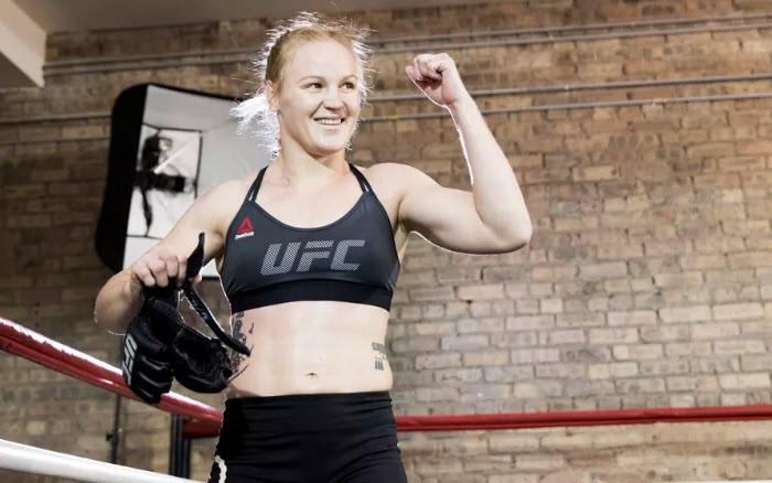 Valentina Shevchenko sẽ không để khán giả thất vọng tại UFC 228 - Ảnh 1.