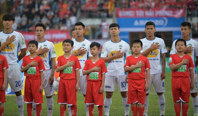 Lịch thi đấu và trực tiếp vòng 21 V.League 2018 - Ảnh 1.