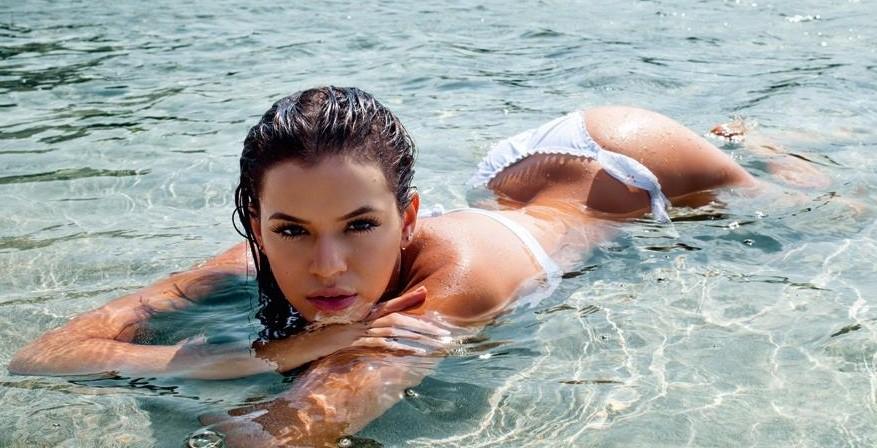 Không đẹp như Á hậu, nhưng bạn gái Neymar cũng từng... bán dâm - Ảnh 18.