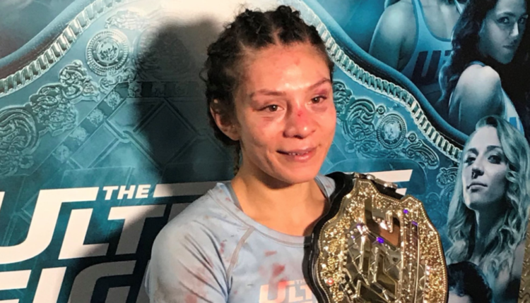 Nicco Montano bị tước đai Flyweight nữ UFC sau khi nhập viện đêm qua - Ảnh 3.