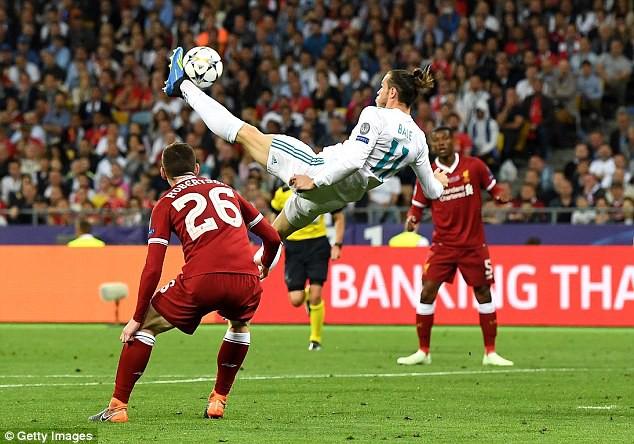 Thống kê đặc biệt chỉ ra Gareth Bale đang xóa hình bóng Ronaldo ở Real như thế nào? - Ảnh 3.