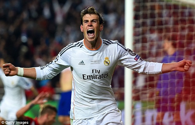 Thống kê đặc biệt chỉ ra Gareth Bale đang xóa hình bóng Ronaldo ở Real như thế nào? - Ảnh 1.