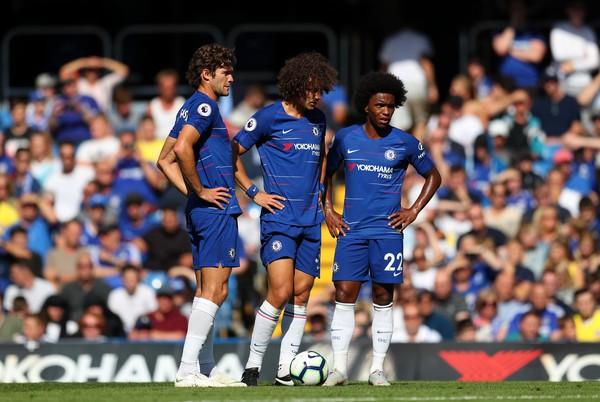Sarri-ball giúp Chelsea độc bá thành tích chạm bóng nhiều nhất Ngoại hạng Anh mùa này - Ảnh 7.