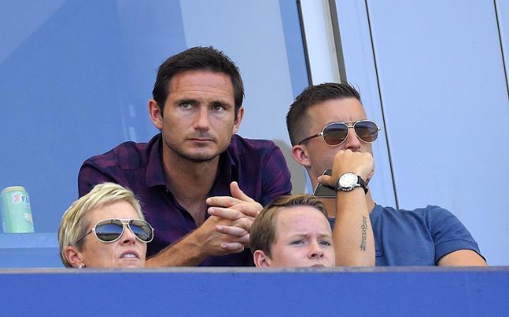 Các CĐV New York đang mong mỏi Frank Lampard giải nghệ.