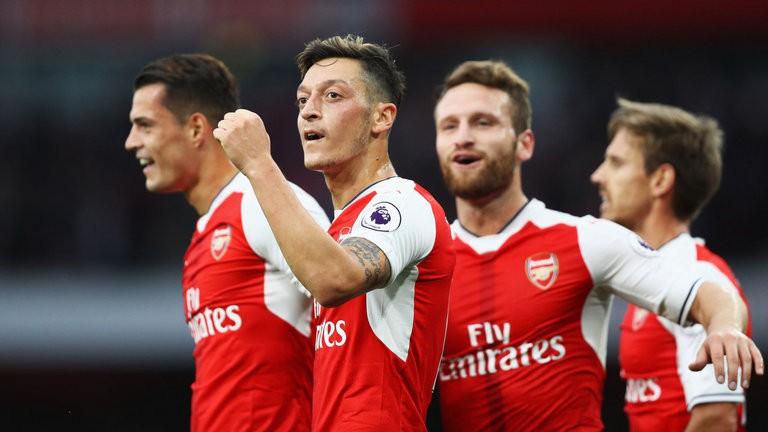 Nhận định bóng đá trận Arsenal - Crystal Palace diễn ra vào 22h00 ngày 20/01 với tỷ lệ kèo, thống kê, và dự đoán của chuyên gia được cập nhật tại đây.