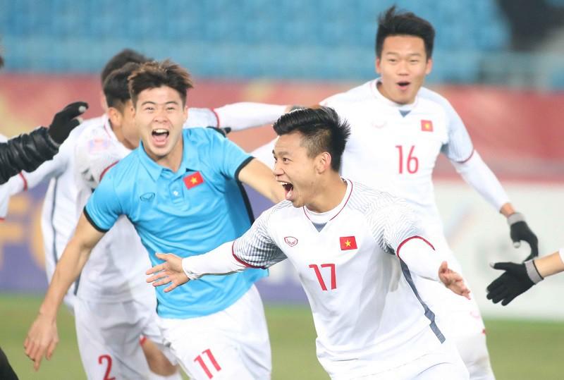 Dù mang tên gì, tất cả các cầu thủ U23 Việt Nam đều là người hùng